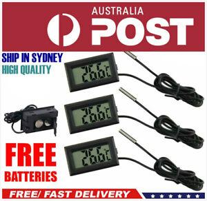 LCD Digital Thermometer for Home/Fridge/Freezer/Aquarium/FISH TANK Temperature