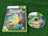 MICROSOFT XBOX 360 GAME RAYMAN LEGENDS *NO MANUAL **TESTED WORKING