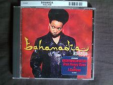 BAHAMADIA KOLLAGE 1996 ORIGINAL OOP CD | NEW UNPLAYED & UNSEALED MINT COPY