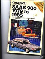 Saab 900,1979-1985,  Chilton  ppb