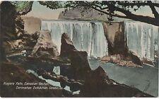POSTCARD  EXHIBITIONS  Coronation 1911  Niagara Falls