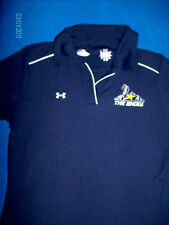 Under Armour shirt navy THE SHOW basketball lds sz MED