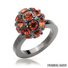 DYRBERG/KERN of DENMARK! Delica Collection  New ring