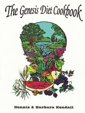 The Genesis Diet Cookbook - Vegetarian Cuisine At Its Finest