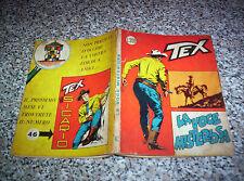 TEX GIGANTE N.45 ORIGINALE 1°EDIZIONE MG(con continua)200 lire TIPO ZAGOR ARALDO