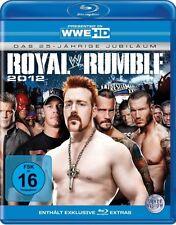 WWE Wrestling - Royal Rumble 2012 (Blu-ray Disc)