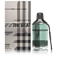 BURBERRY THE BEAT for Men, EDT Spray  3.3 FL OZ/100 ML BRAND NEW IN SEALED BOX