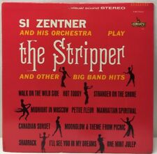 The Stripper And Other Big Band Hits Si Zentner And His Orch Lst7247 Record Lp