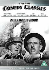 Comedy Classics - Miss Robin Hood [1952] [DVD] By Margaret Rutherford,Richard.