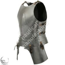 Steel Body Armor Knights Jacket/Breatsplate Medieval Renaissance Cuirass Armor