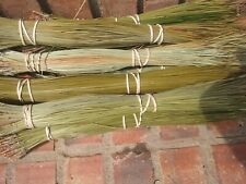Long leaf pine needles for basket weaving 1 1/2 lb dried inside 14 to 18""
