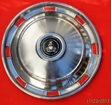Rover P3 or Maybe P4 Wheel Cover Full Size Cap Early 50s I Think