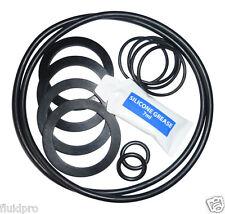 O-ring seal kit (2 sets) for Bestway 'Flowclear' 1500 (58122, 58123) filter pump