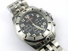 Rotary AGB00013/C/04 Gents Military Chrono Watch - 100m