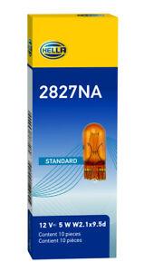 Turn Signal Light Bulb Hella 2827NA