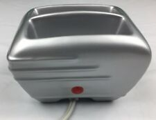 Carson Home Accent Silver Tart Toaster Warmer Melter Electric On Off Switch
