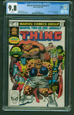 Marvel Two In One Annual 7 CGC 9.8 White Pages 1st appearance of the Champion