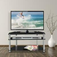 High Gloss TV Stand Unit Cabinet Console Table for 32 - 60 inch Screen TVs