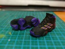 Custom 1/6 hot adid Crazy 3 Kobe Bryant lakers fit Enterbay figures toys black