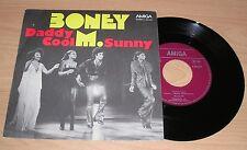 """7"""" Boney M./Daddy Cool/Single AMIGA 456249"""