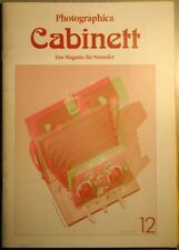 Photographica Cabinett12 Stereo Kaiser Rollei Nimslo RBT Ade3D IMAX Waaske Henox