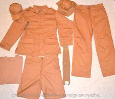 Russian Army tropic set Jacket &Pants, shorts, boonie, cap, t-shirt, socks BTK