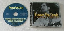 Townes Van Zandt : A Private Concert ~ Rare CD Album