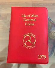 1979 VIKING LONGSHIP 50p Fifty Pence Coins IOM x 6 Coins set