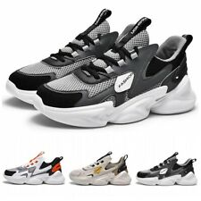 Plus Size Mens Breathable Sports Running Jogging Sneakers Shoes Casual Trainer L