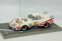 Bizarre Résine 1/43 - Chevrolet Corvette Greenwood Le Mans 1976 N°76