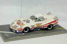 Bizarre Harz 1/43 - Chevrolet Corvette Greenwood Le Mans 1976 Nr.76