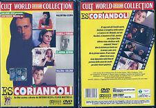Escoriandoli (1996) DVD NUOVO Isabella Ferrari, Claudia Gerini, Valentina Cervi