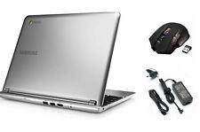 Samsung Laptop Chromebook Dual-Core 1.7GHz 2GB 16GB XE303C12-A01US Exynos 5