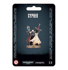 Cypher Games Workshop Warhammer 40.000 40k caos Space Mariens Dark Angels