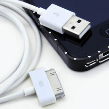 USB Sync Charging Charger Cable Cord 30Pin for Apple iPod Touch Nano iPhone 4 4S