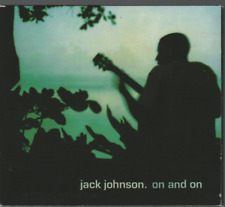 Jack Johnson On And On CD ALBUM
