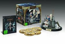 Hobbit The Battle of the Five Armies Extended 3D Bluray + WETA Statue GERMAN New