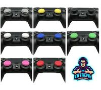 2 x Round Textured Thumb Stick Cover Grip Caps For Sony PS4 Controller by EGP©