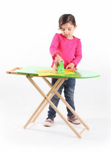 Iron Set For Role Play Kids Class Furniture