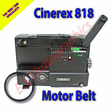 CINEREX 818 8mm Cine Projector Belt (Main Motor Belt)