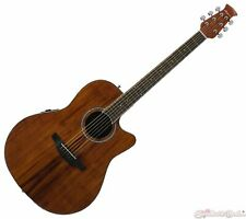 Ovation Applause Standard Exotic Acoustic Electric Guitar - Koa