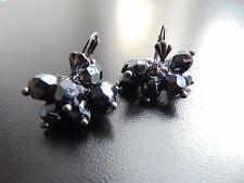 Mode-Ohrschmuck im Hänger-Stil mit Perlen (Imitation) und Hakenverschluss