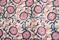100%Cotton Indian Dressmaking Running Loose Craft Sewing Materiel Fabric 3 Yard