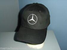 Mercedes Benz Original Hommes Casquette De Baseball noir nouveau en emballage