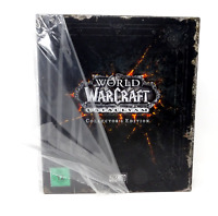 World Of WarCraft: CATACLYSM -- Collector's Edition WOW CE  Gut/Good Blizzard