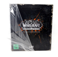World of Warcraft: Cataclysm -- Collector's Edition Wow CE bien/good Blizzard