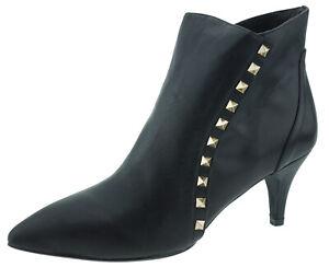 Heine 111557 Ankle Boots schwarz EUR 41