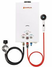 Camplux 2.64GPM Portable Propane Gas Tankless Water Heater