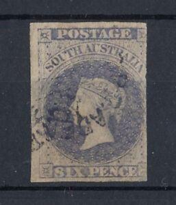 Britisches Empire- 6 Pence Australien (Südaustralien  Mi.6) MA31127 , gestempelt