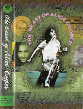 Alice Cooper ‎The Beast Of Alice Cooper CASSETTE ALBUM Hard Rock Best of